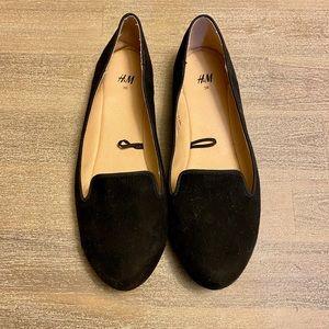 NWOT H&M Black Loafers